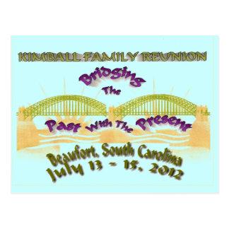 Kimball Family Reunion Postcard II
