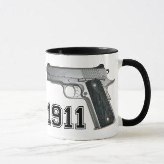 Kimber 1911 coffee mug