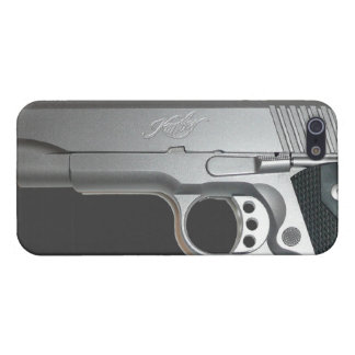 Kimber 1911 iPhone Cover iPhone 5/5S Cases