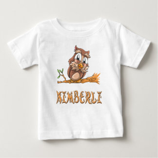 Kimberli Owl Baby T-Shirt