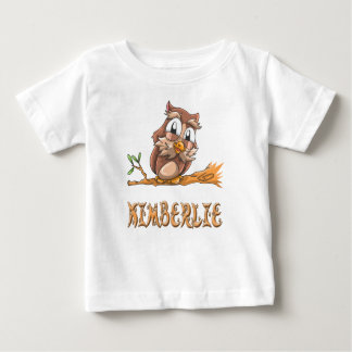 Kimberlie Owl Baby T-Shirt