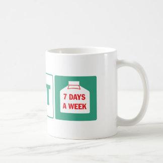 Kimbit 7 Days A Week Mug