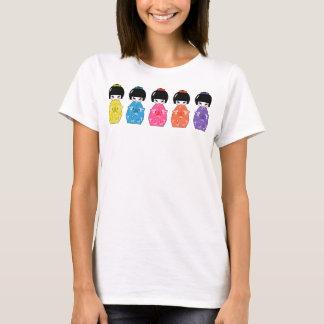 Kimono Gathering T-Shirt