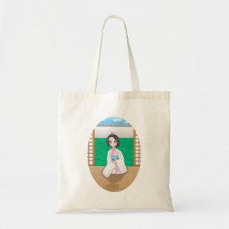 kimono girl bag