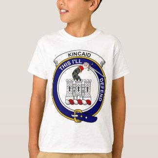 Kincaid Clan Badge T-Shirt
