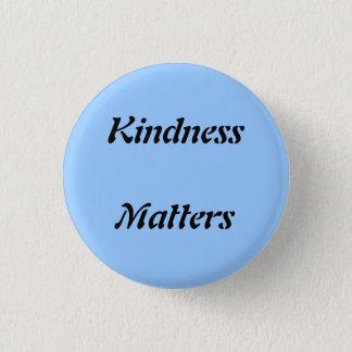 kind 3 cm round badge