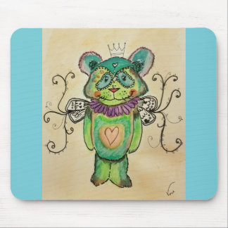 Kind Bear mouse pad