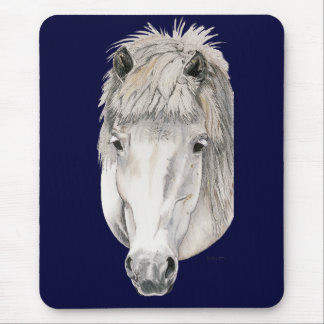 Kind Eyes - Icelandic Horse Mouse Pad