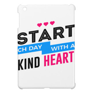 Kind Heart Compassion Humanity Cover For The iPad Mini
