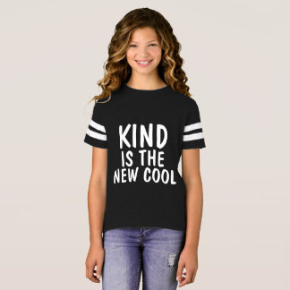 KIND IS THE NEW COOL Kids T-Shirts