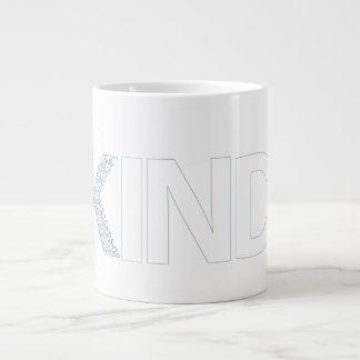 KIND LARGE COFFEE MUG