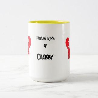 Kind of Crabby mug