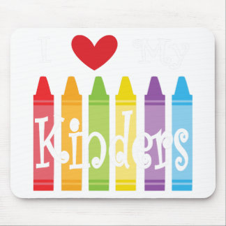 kinder teacher2 mouse pad