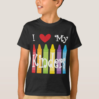 kinder teacher2 T-Shirt
