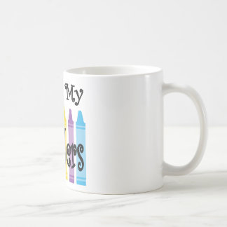 kinder teacher coffee mug