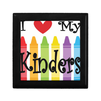 kinder teacher gift box