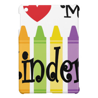 kinder teacher iPad mini cases