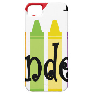 kinder teacher iPhone 5 covers