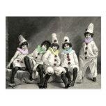 Kindercarneval Children Carnival Costume Vintage Post Card