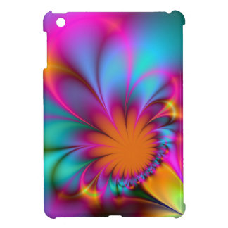 Kindergarten flower iPad mini cases