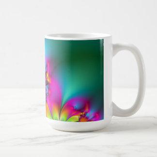 Kindergarten flower mug