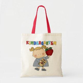 Kindergarten Girl Tote Bag