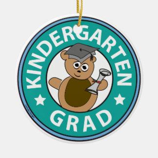 Kindergarten Graduation Ceramic Ornament