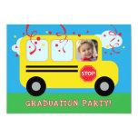 Kindergarten or Preschool Graduation Photo Invitat 13 Cm X 18 Cm Invitation Card