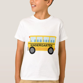 Kindergarten (School Bus) Gift T-Shirt