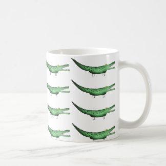 Kindertasse crocodile, Child cup crocodile