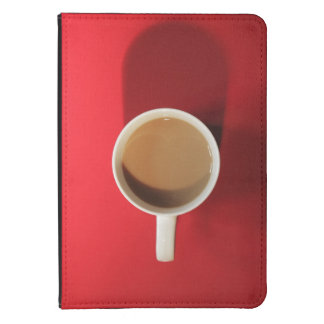 Kindle case coffee cup