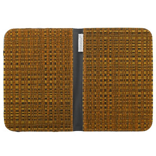Kindle cover in Wicker Rattan