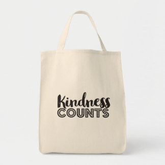 Kindness Counts Tote Bag