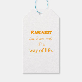 Kindness Gift Tags