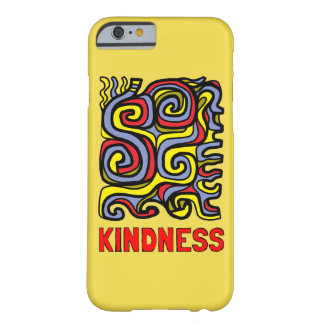 """Kindness"" Glossy Phone Case"