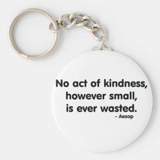 Kindness Key Ring