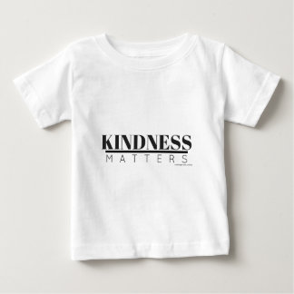 Kindness Matters Baby T-Shirt