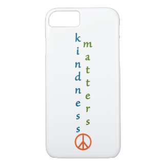 Kindness Matters iPhone 8/7 Case