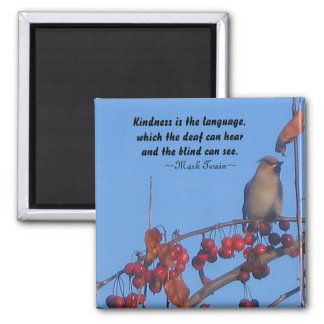 Kindness Quote Magnet