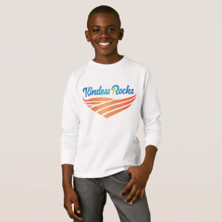Kindness Rocks Kids' Basic Long Sleeve Shirt