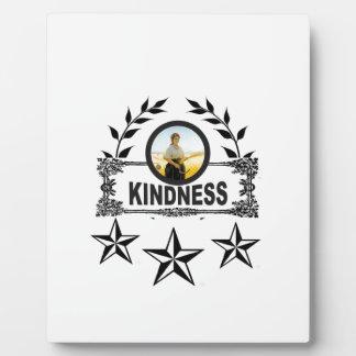 kindness stars plaque