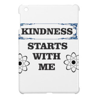 kindness starts with me iPad mini case