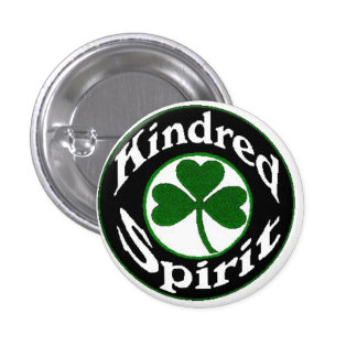 Kindred Spirit Band Pinback Button