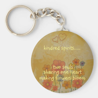 Kindred Spirits Keychain