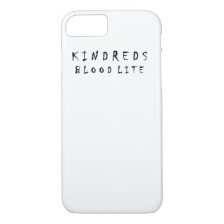 Kindreds Blood iPhone 7 case
