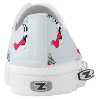 KINETIC EYES LOW TOP SHOES