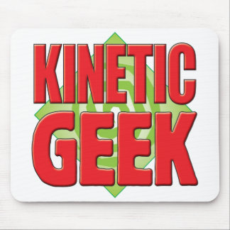 Kinetic Geek v2 Mouse Mats