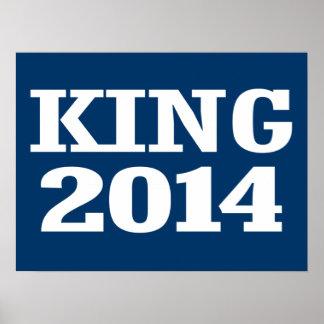 KING 2014 POSTER