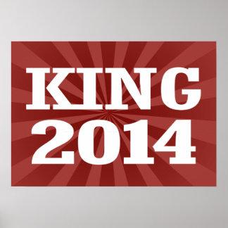 KING 2014 PRINT