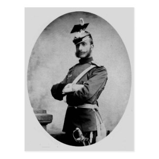 King Alfonso XII of Spain Postcard